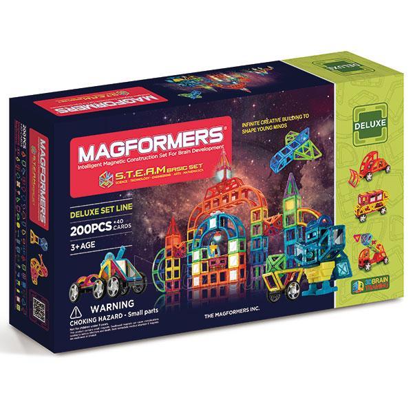 MAGFORMERS Steam Basic Paveikslėlis 1 iš 7 30005401712