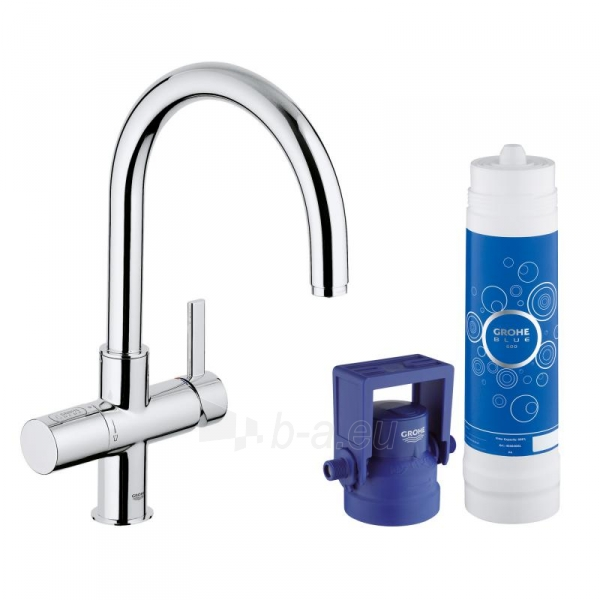 Maišytuvas GROHE Blue su vandens valymo filtru ''S'' (naujas) Paveikslėlis 1 iš 1 270723000414