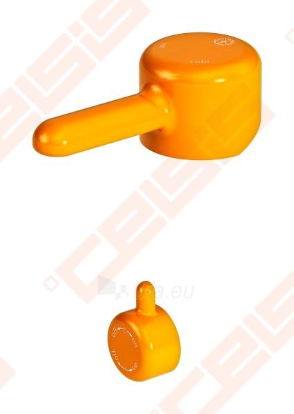 Maišytuvo rankenėlė GUSTAVSBERG 4991 Logic su indaplovės ventiliu, oranžinė Paveikslėlis 1 iš 1 270717001069