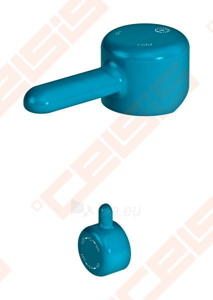 Maišytuvo rankenėlė GUSTAVSBERG 4991 Logic su indaplovės ventiliu,mėlyna Paveikslėlis 1 iš 1 270717001070