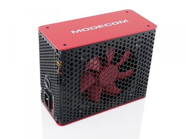 PSU MODECOM  VOLCANO 650 120mm FAN Paveikslėlis 1 iš 7 250255010645