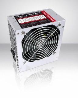 PSU Modecom Feel 400W 12cm Paveikslėlis 1 iš 1 250255010533