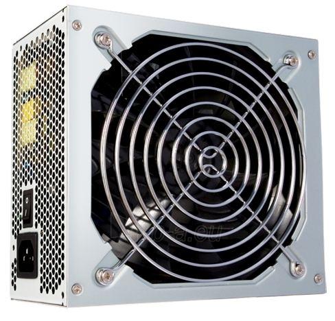 CHIEFTEC PSU 500W 14CM ATX12V2.3 80+ Paveikslėlis 1 iš 1 250255010105