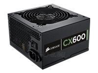 CORSAIR Builder Series CX 600 Watt 80+ Paveikslėlis 1 iš 1 250255010378