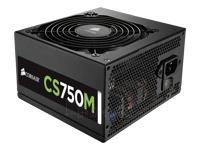 CORSAIR PSU CS Series 750W 80+ Gold Mod Paveikslėlis 1 iš 1 250255010467