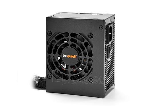 PSU be quiet! SFX POWER 2 400W 80plus Bronze, activePFC, 2x12Vrails Paveikslėlis 1 iš 4 250255010609
