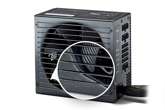 PSU be quiet! STRAIGHT POWER 10 500W CM 80PLUS GOLD Paveikslėlis 2 iš 5 250255010649