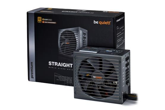 PSU be quiet! STRAIGHT POWER 10 500W CM 80PLUS GOLD Paveikslėlis 3 iš 5 250255010649