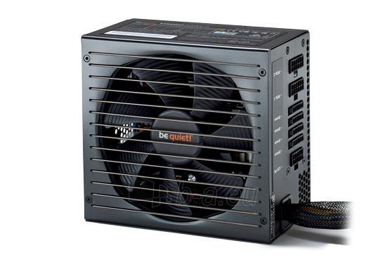 PSU be quiet! STRAIGHT POWER 10 800W CM 80PLUS GOLD Paveikslėlis 1 iš 5 250255010669