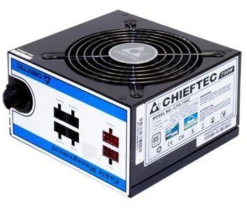 PSU Chieftec CTG-750C, 750W, box Paveikslėlis 1 iš 1 250255010638