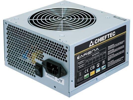 PSU Chieftec GPA-350S8, 350W, bulk Paveikslėlis 1 iš 1 250255010690