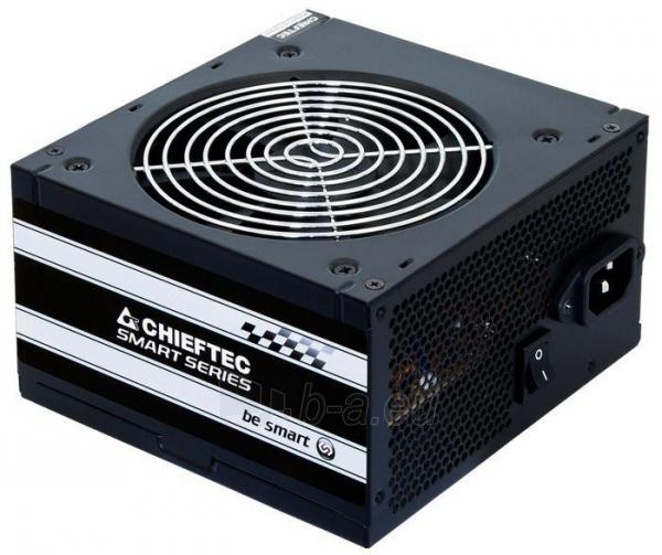 PSU Chieftec GPS-500A8, 500W, box Paveikslėlis 1 iš 1 250255010554