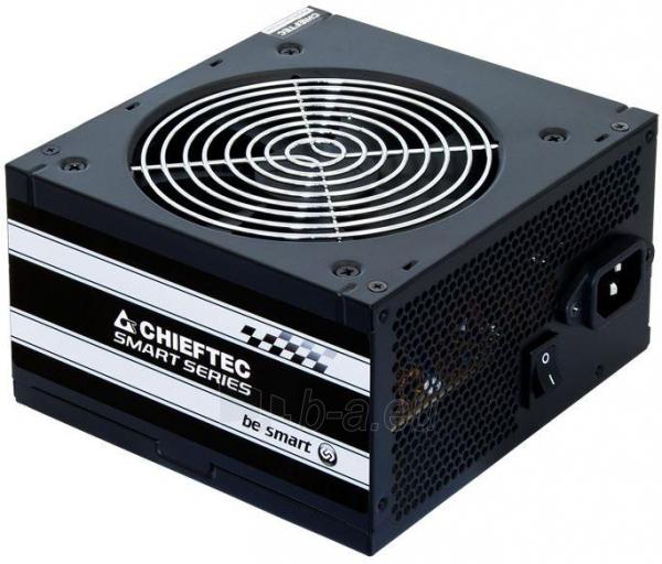 PSU Chieftec GPS-600A8, 600W, box Paveikslėlis 1 iš 1 250255010616