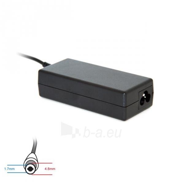 Maitinimo šaltinis Digitalbox 18.5V/3.5A, 65W, kištukas 4.8x1.7mm HP Compaq Paveikslėlis 1 iš 1 250256400869