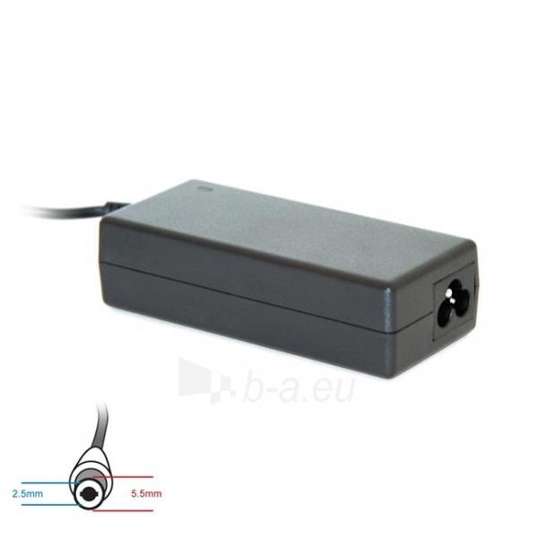Maitinimo šaltinis Digitalbox 19V/3.42A, 65W kišt 5.5x2.5mm IBM Lenovo Acer Asus Paveikslėlis 1 iš 1 250256400878
