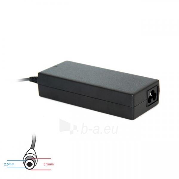 Maitinimo šaltinis Digitalbox 19V/4.74A, 90W, kišts 5.5x2.5mm Asus Toshiba Acer Paveikslėlis 1 iš 1 250256400881