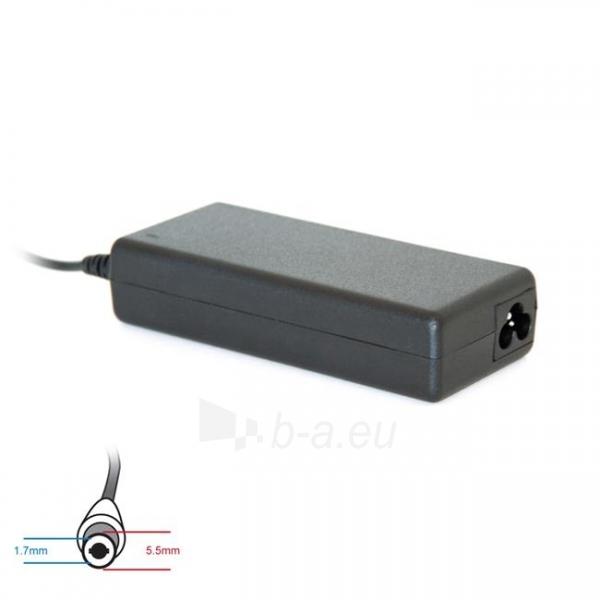 Maitinimo šaltinis Digitalbox 19V/4.74A, 90W, kištukas 5.5x1.7mm Acer Paveikslėlis 1 iš 1 250256400882
