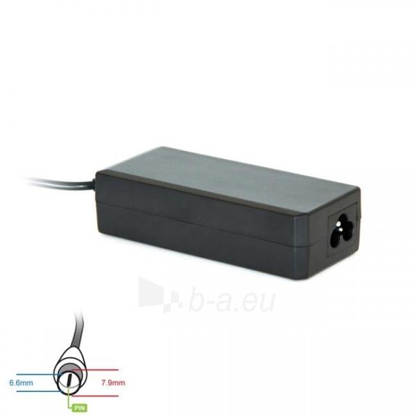 Maitinimo šaltinis Digitalbox 20V/3.25A, 65W kištukas 7.9x5.5mm  pin IBM Lenovo Paveikslėlis 1 iš 1 250256401290