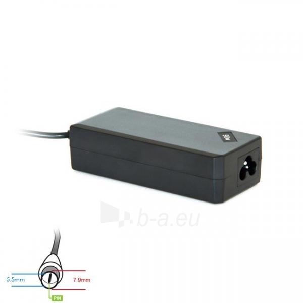 Maitinimo šaltinis Digitalbox 20V/4.5A, 90W, kištukas 7.9x5.5mm pin IBM Lenovo Paveikslėlis 1 iš 1 250256400886