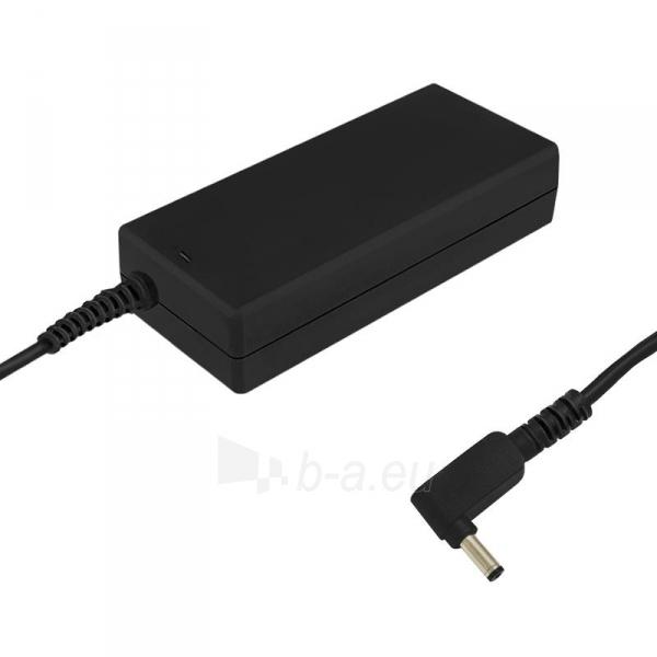 Maitinimo šaltinis Laptop AC power adapter Qoltec f Asus 33W | 19V | 1.75A | 4.0x1.35 Paveikslėlis 1 iš 2 310820027417
