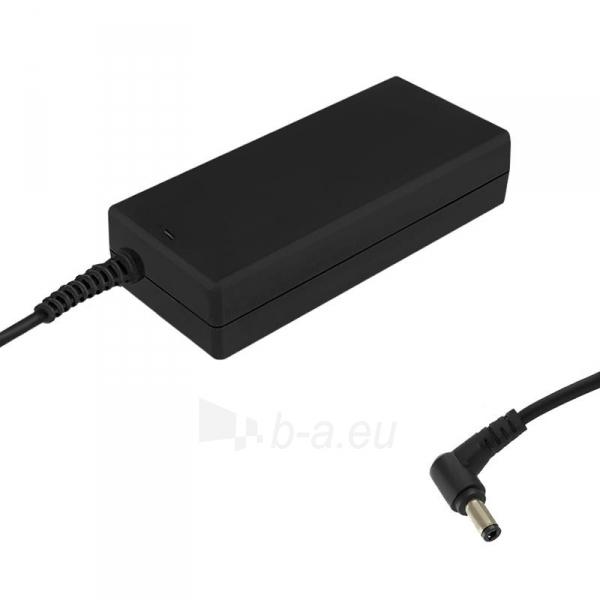 Maitinimo šaltinis Laptop AC power adapter Qoltec Lenovo 40W | 20V | 2A | 5.5*2.5 Paveikslėlis 1 iš 2 310820027416