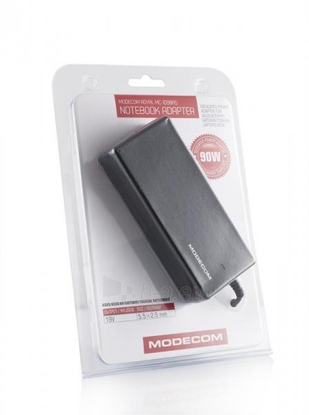 Maitinimo šaltinis Modecom Royal skirtas ASUS, MC-1D90AS Paveikslėlis 3 iš 3 250256400894