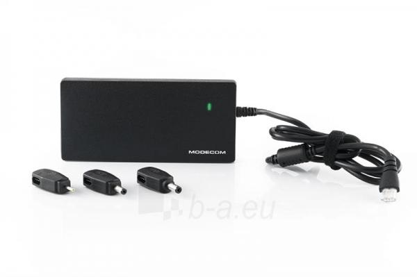 Maitinimo šaltinis Modecom Royal skirtas ASUS, Plonas , LCD voltmetras Paveikslėlis 1 iš 5 250256401293