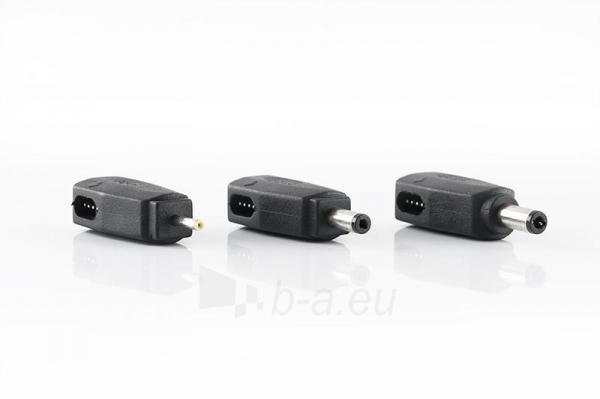 Maitinimo šaltinis Modecom Royal skirtas ASUS, Plonas , LCD voltmetras Paveikslėlis 2 iš 5 250256401293