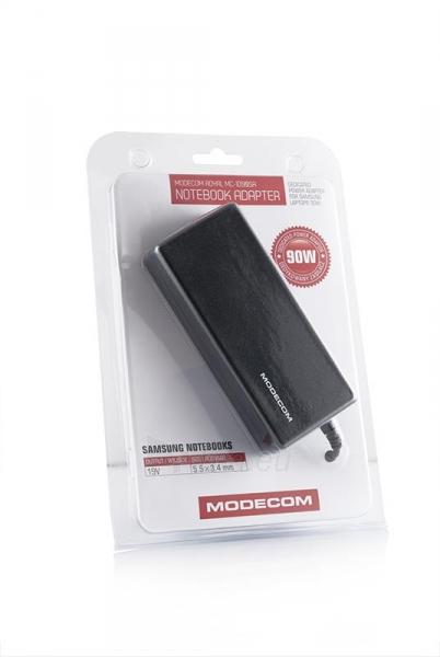 Maitinimo šaltinis Modecom Royal skirtas SAMSUNG, MC-1D90SA Paveikslėlis 3 iš 3 250256400901