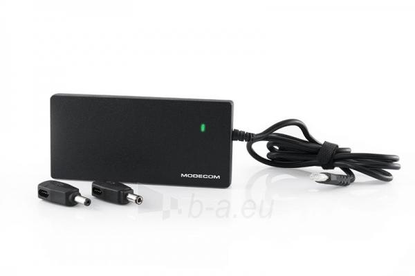 Maitinimo šaltinis Modecom Royal skirtas TOSHIBA, Plonas , LCD voltmetras Paveikslėlis 1 iš 5 250256401295