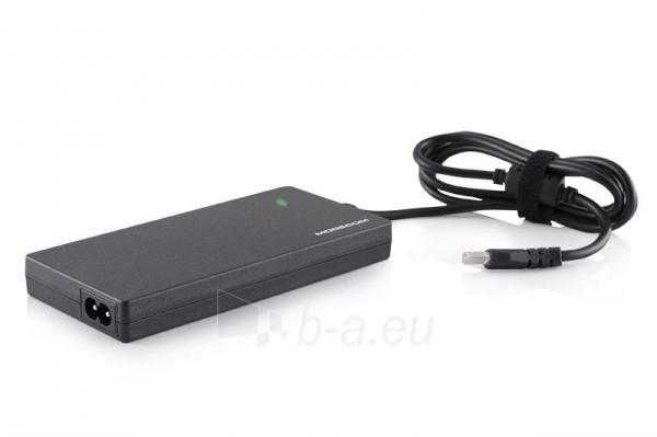 Maitinimo šaltinis Modecom Royal skirtas TOSHIBA, Plonas , LCD voltmetras Paveikslėlis 3 iš 5 250256401295