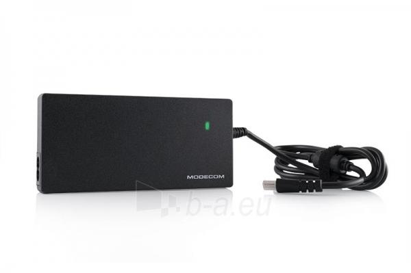 Maitinimo šaltinis Modecom Royal skirtas TOSHIBA, Plonas , LCD voltmetras Paveikslėlis 4 iš 5 250256401295