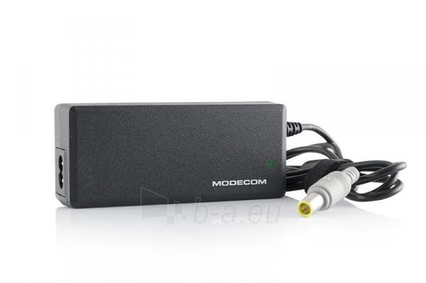 Maitinimo šaltinis Modecom skirtas LENOVO 70W , MC-1D70LE [7,9 x 5,5mm - 20V] Paveikslėlis 1 iš 3 250256400912