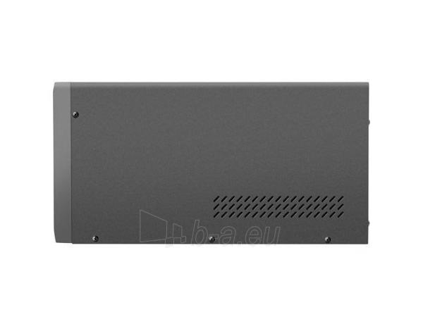 Maitinimo šaltinis UPS Energenie by Gembird 2000VA, Pure sine, 4x IEC 230V OUT, USB-BF, LCD Display Paveikslėlis 5 iš 6 310820010984