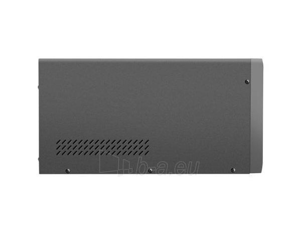 Maitinimo šaltinis UPS Energenie by Gembird 2000VA, Pure sine, 4x IEC 230V OUT, USB-BF, LCD Display Paveikslėlis 6 iš 6 310820010984