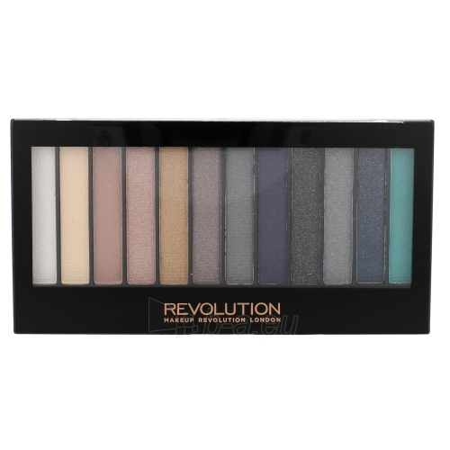 Makeup Revolution London Redemption Palette Essential Day To Night Cosmetic 14g Paveikslėlis 1 iš 1 250871201004
