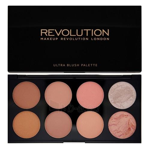 Makeup Revolution Palette Ultra Blush and Contour Paveikslėlis 1 iš 1 250873200279