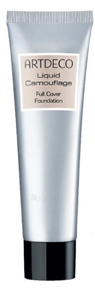 Makiažo pagrindas Artdeco Liquid Liquid makeup Camouflage (Full Cover Foundation) 25 ml 16 Rosy Sand Paveikslėlis 1 iš 1 310820128741