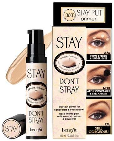 Benefit Stay Dont Stray Primer Cosmetic 10ml Paveikslėlis 1 iš 1 250873100025