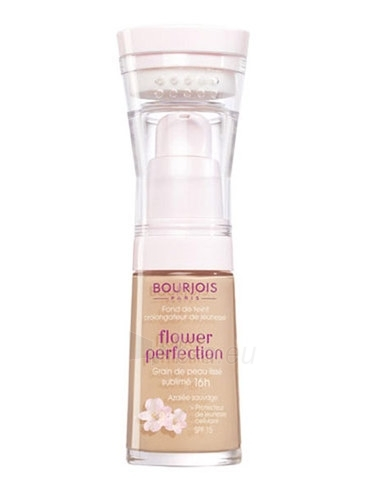 BOURJOIS Paris Flower Perfection Foundation 52 Cosmetic 30ml Paveikslėlis 1 iš 1 250873100029