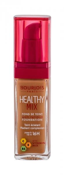 Makiažo pagrindas BOURJOIS Paris Healthy Mix 59 Amber Anti-Fatigue Foundation Makeup 30ml Paveikslėlis 2 iš 2 310820169913