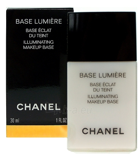 Chanel Base Lumiere Makeup Base Cosmetic 30ml Paveikslėlis 1 iš 1 250873100036