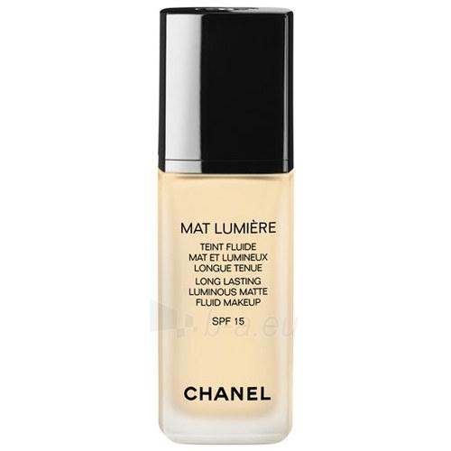 Chanel Mat Lumiere Teint Fluide SPF15 Color60 30ml Paveikslėlis 1 iš 1 250873100194