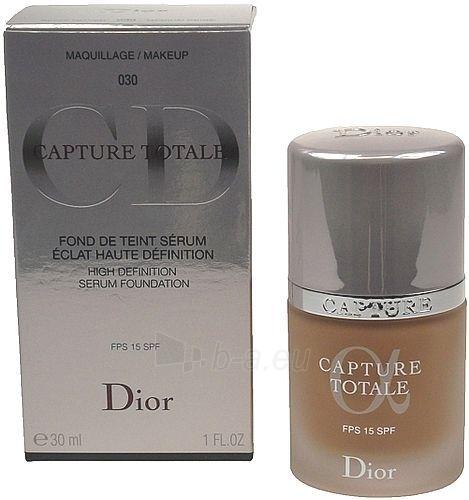 Makiažo pagrindas Christian Dior Capture Totale Serum Foundation Makeup Cosmetic 30ml Paveikslėlis 1 iš 1 250873100150