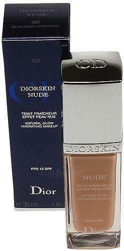 Christian Dior Diorskin Nude Hydrating Makeup 032 Cosmetic 30ml Paveikslėlis 1 iš 1 250873100158