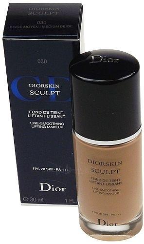 Christian Dior Diorskin Sculpt 030 Cosmetic 30ml (color Medium Beige) Paveikslėlis 1 iš 1 250873100110