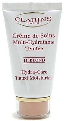 Makiažo pagrindas Clarins Hydra Care Tinted Moisturizer 11 Cosmetic 50ml Paveikslėlis 1 iš 1 250873100055