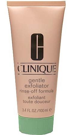 Makiažo pagrindas Clinique Gentle Exfoliator Cosmetic 100ml Paveikslėlis 1 iš 1 250873100009