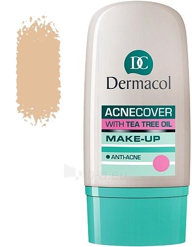 Dermacol Acnecover Make-Up 03 Cosmetic 30ml Paveikslėlis 1 iš 1 250873100951