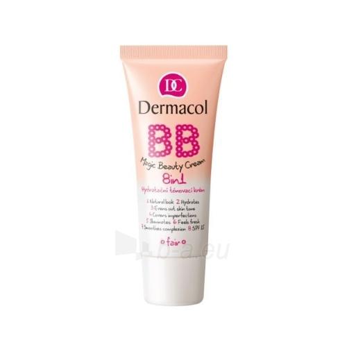 Makiažo pagrindas Dermacol BB Magic Beauty Cream Cosmetic 30ml (Shade nude) Paveikslėlis 1 iš 1 250873100264
